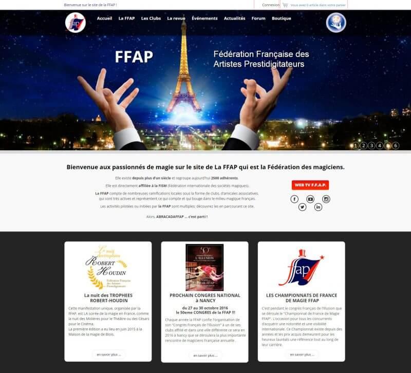 Fédération Française des Artistes Prestidigitateurs
