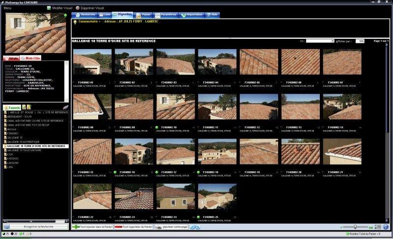 Logiciel de gestion de photothèque
